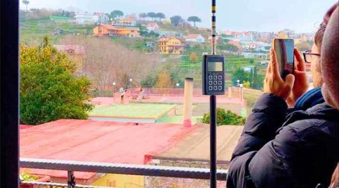 QUARTO/ Antenna 5G, Arpac in città per misurare i campi elettromagnetici - LE FOTO