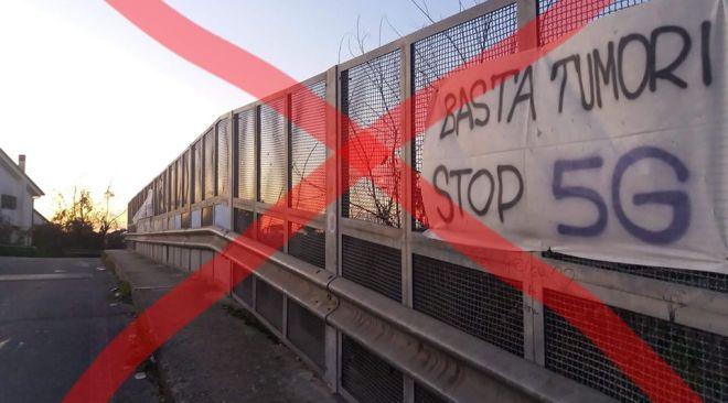 QUARTO/ Il Tar Campania accoglie il ricorso dei cittadini sull'antenna 5G
