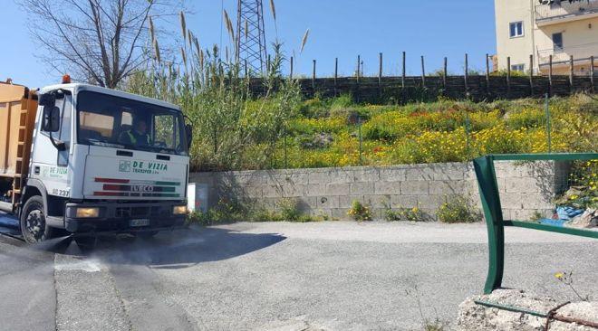 POZZUOLI/ Nuovo ciclo si sanificazione ambientale fino al 30 aprile