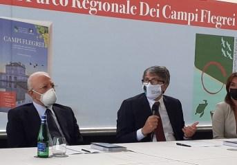 Campi Flegrei, presentata la nuova guida turistica