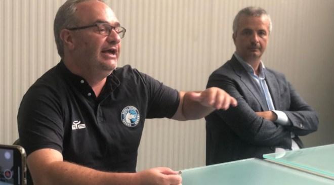 Basket, GeVi Napoli conferma coach Sacripanti