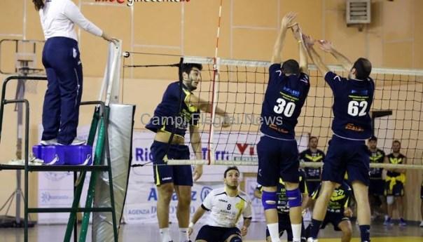 """Rione Terra Pozzuoli Volley tremendo battuto il Vitulano. Coach Cirillo: """"Gara perfetta""""!"""