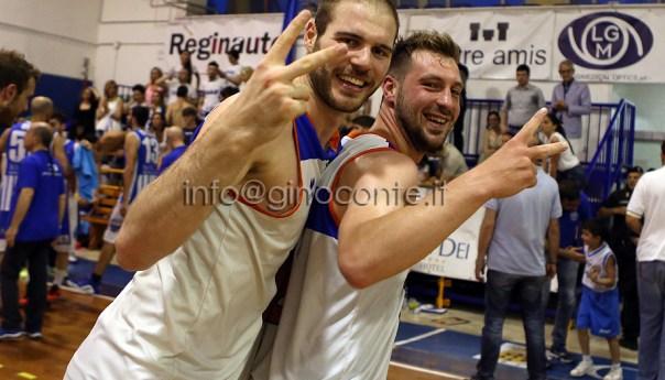 Basket, la Virtus Pozzuoli vince sul Cerignola ed accede alle finali play off