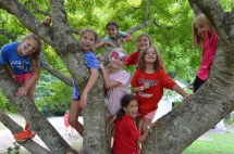 Cold Feet Leads Growth - Camp Illahee Girls Summer