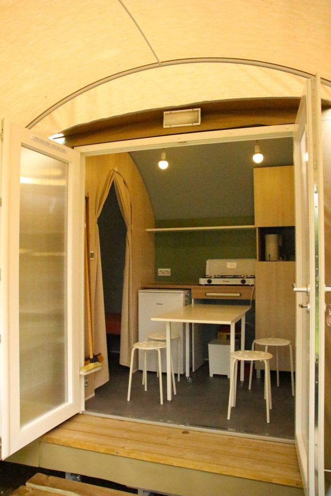 locations insolite Coco sweet camping Au Ptit Bonheur