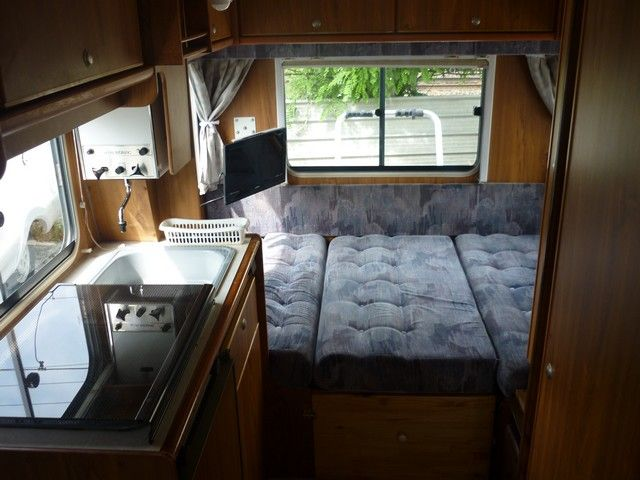 Chausson Acapulco 33 1991 Camping Car Profil Occasion