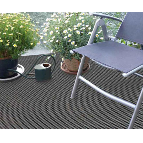 tapis de sol 450gr gris 4 x 2 5 m