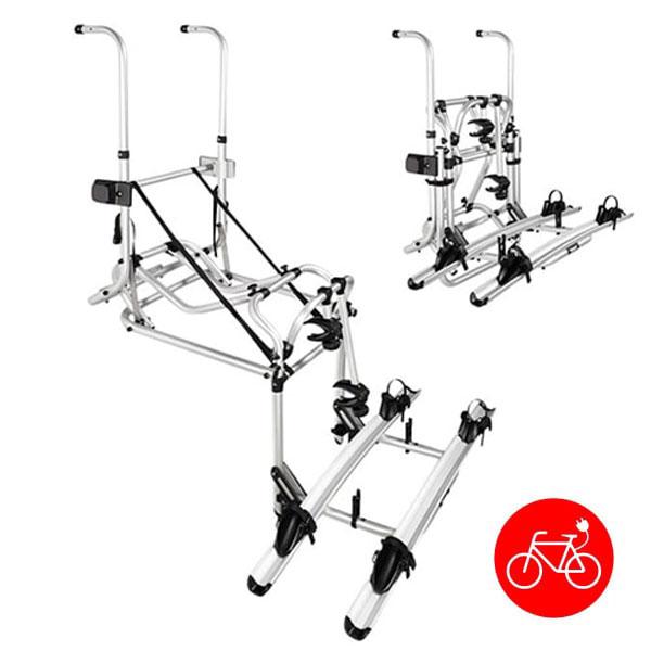 Porte vélo télescopique THULE LIFT V16 pour 2/3 vélos