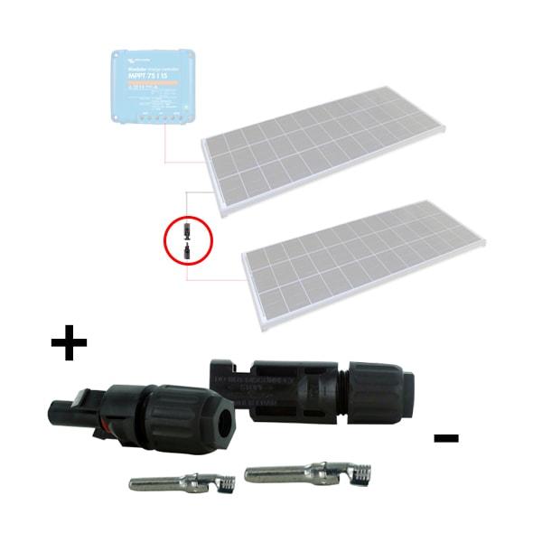 accessoires panneaux solaires un jeu