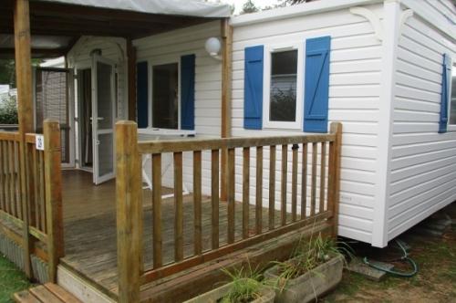 Camping du Lac de Bournazel, Seilhac, Corrèze | Hébergement en Mobile Home 6 à 8 personnes, Parfait pour grande famille