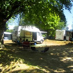 Camping du Lac de Bournazel, Seilhac, Corrèze | Nos emplcements. Parfait pour sejour en famille