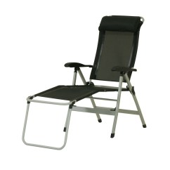 Easy Chairs With Integral Footrest 30 Minute Chair Workout For Seniors 10t Easychair Aluminium Camping High Back Incl