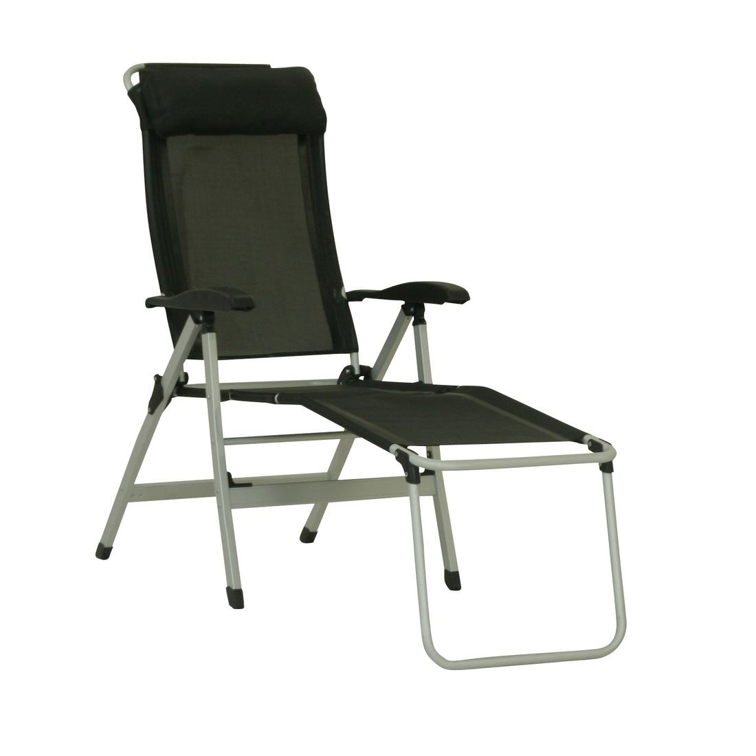 easy chairs with integral footrest wooden ikea 10t easychair aluminium camping chair high back incl