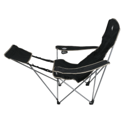 Bag Chair With Footrest Swivel Tommy Hilfiger 10t Quickfold Plus Mobile Camping