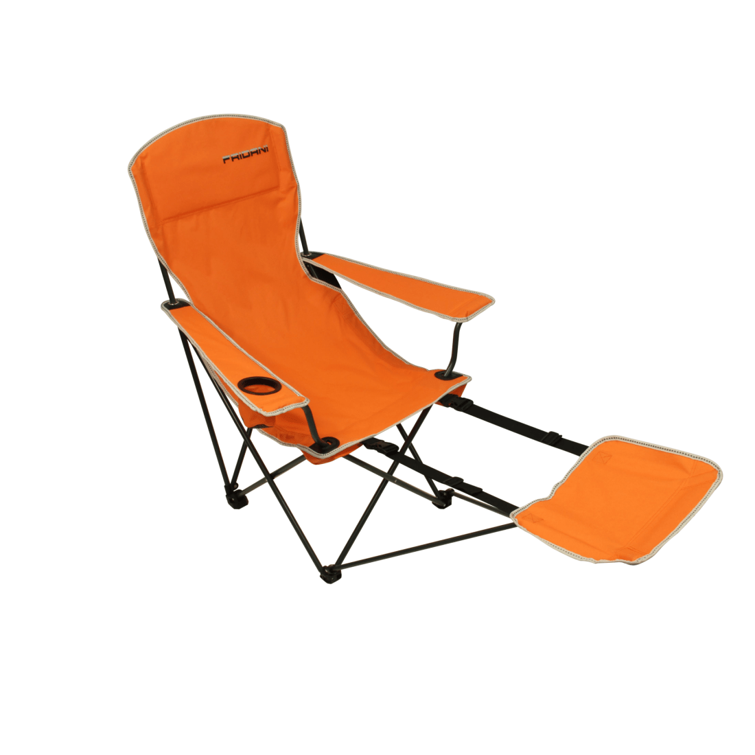bag chair with footrest swivel amazon uk fridani fro 105 camping foldable