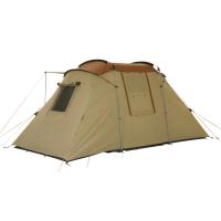 10T Delano 4 - 4-person Vis-a-Vis tunnel tent, 200 cm ...