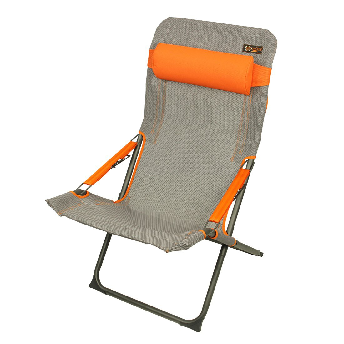 folding chair for massage cushion padded camping buy portal eddy sunlounger with head