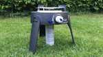 Cadac Safari Chef 2 HP mit günstigen MSF-1A Gaskartuschen betreiben