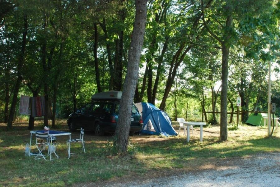 Camping Villaggio Torre Pendente Toscana