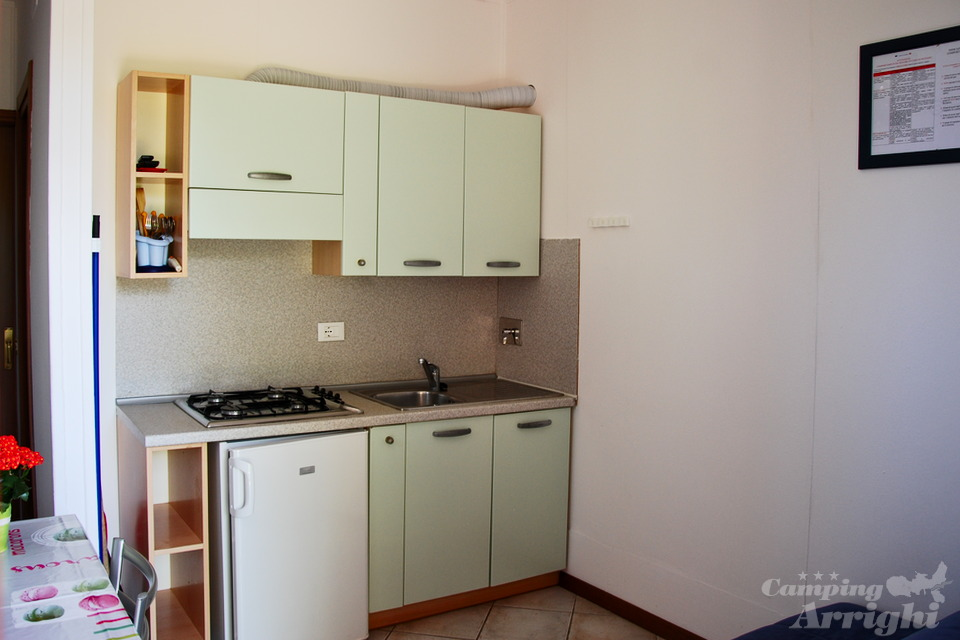 I bungalows  Camping Arrighi