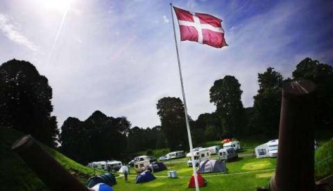 Internett på campingplasser i Danmark