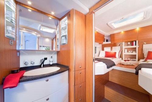 Bad og soverom i Concorde Charisma III 2013