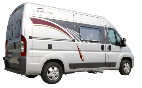 Vancentro leveres med Fiat 2,0 Ltr. 115 Multijet kW/PS ( 85/115) eller Fiat 2,3 Ltr. 130 Multijet kW/PS ( 96/130)
