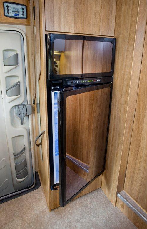 Bobiles kjøleskap og fryseboks
