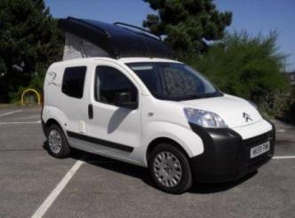 Romahome - en kompakt bobil campingbil