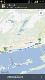 Fergeruter og avganger i Norge