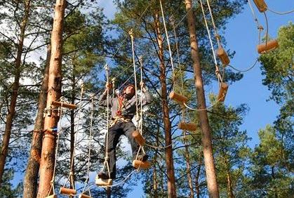 Aktiviteter på campingplassen
