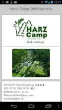 Tysk app camping