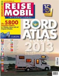 Bestill Reisemobil Bord Atlas 2013