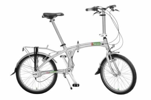 Sammenleggbar sykkel til bobil