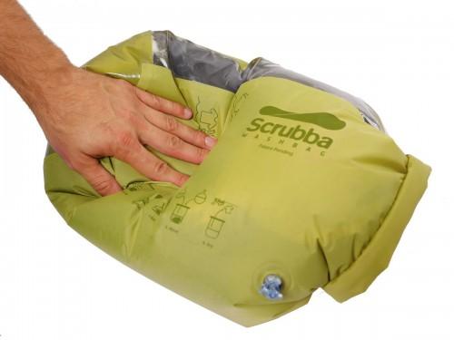 Vaskemaskin til bobil og camping