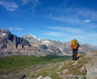 Brazeau Loop Trail – Jasper National Park