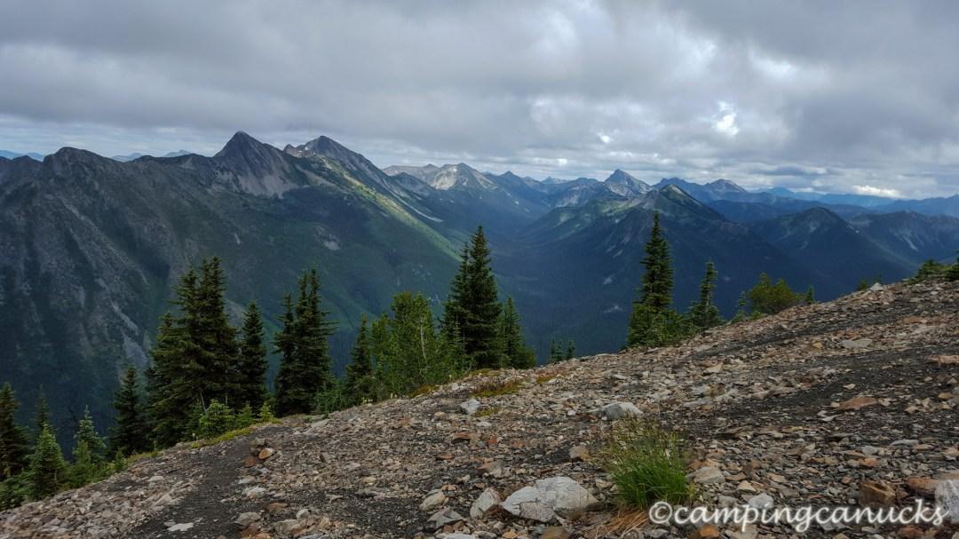 Washington State ranges