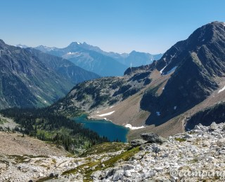 Jade Lakes Trail – Mount Revelstoke National Park