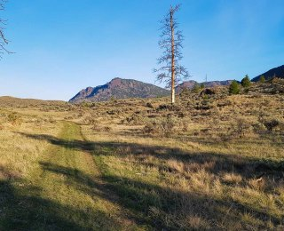 Rousseau Hill – Kamloops BC