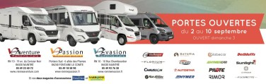 Vienne camping cars portes ouvertes