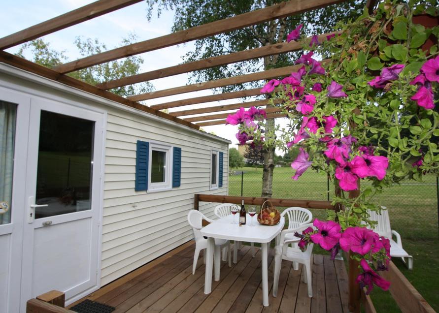Casa mobile  C  terrazza