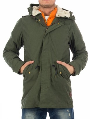 wefwe Scotch And Soda Parka ewed