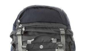 zaino beckpacking Berghaus Varden 65+10 tasca superiore
