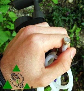 Katadyn Mini filtro per acqua da trekking