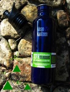 Bottiglia in acciao Klean Kanteen Classic 27 oz borraccia