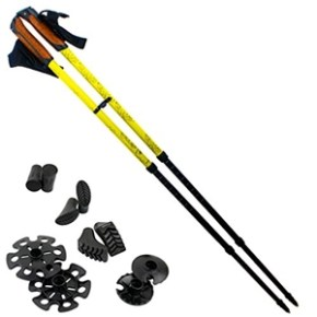 Bastoni da Trekking Alpidex Power Walker