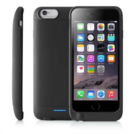 ibattz Refuel Invictus batteria aggiuntiva per Iphone6 e iphone 6s