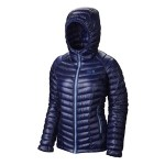 Piumino donna Mountain Hardwear Hooded Ghost Whisperer ico
