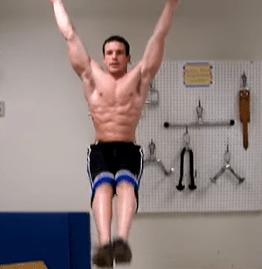 Come allenare il tronco per l'arrampicata