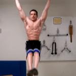 Allenamento schiena arrampicata